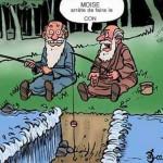 Bible et humour