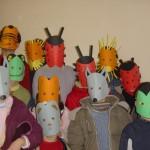 Programme d'École biblique et catéchisme 2011-2012