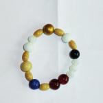 Les perles de la vie – Bracelet de prière
